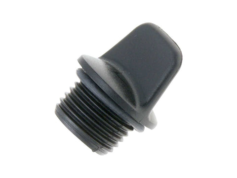 oil filler screw OEM for Piaggio / Derbi engines D50B0, EBE, EBS