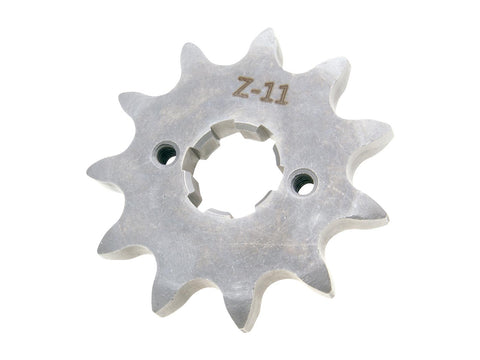 sprocket OEM 11 teeth for Piaggio / Derbi engine D50B0
