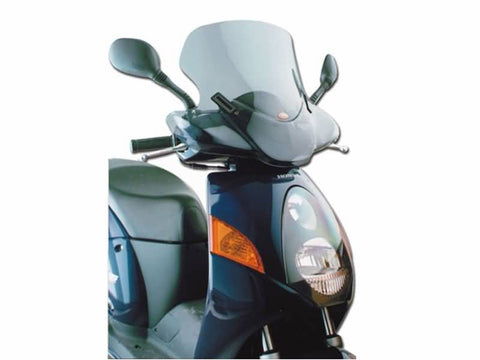 windshield Puig City Touring smoke for Honda Spacy CH 125