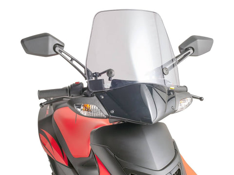 windshield Puig Trafic smoke for Aprilia SR50R 05-15