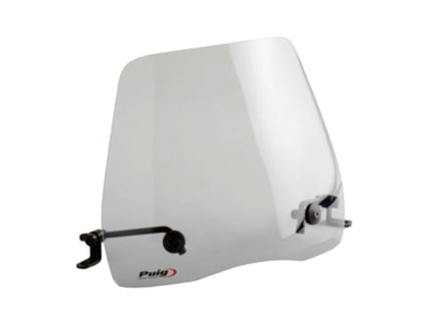 windshield Puig Urban smoke for Aprilia SR50R 05-15