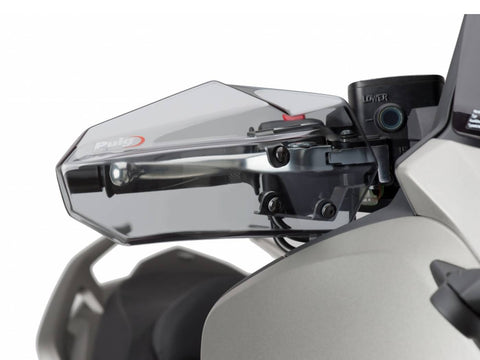 handguards Puig tinted for Yamaha T-Max 530 (2012-)