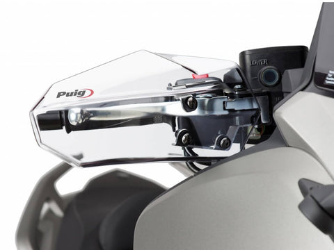 handguards Puig transparent for Yamaha T-Max 530 (2012-)