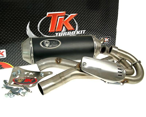 exhaust Turbo Kit 2-in-1 Quad / ATV for Yamaha YFM 660R Raptor