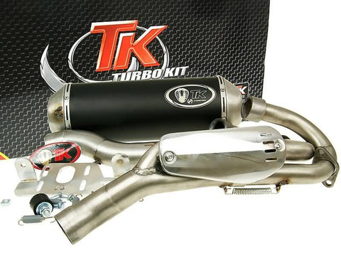 exhaust Turbo Kit Quad / ATV for Yamaha YFM 700 Raptor