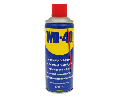 WD-40 multi-purpose spray 400ml