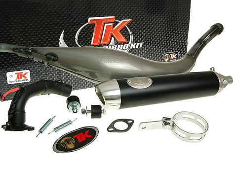 exhaust Turbo Kit Quad / ATV 2T for Kymco MXU 50