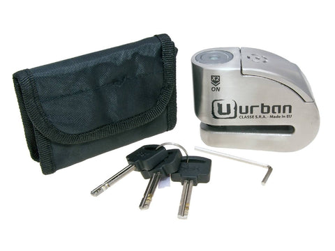 disc lock alarm Urban Security UR14S d=14mm