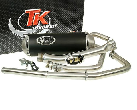 exhaust Turbo Kit X-Road for Hyosung GT250