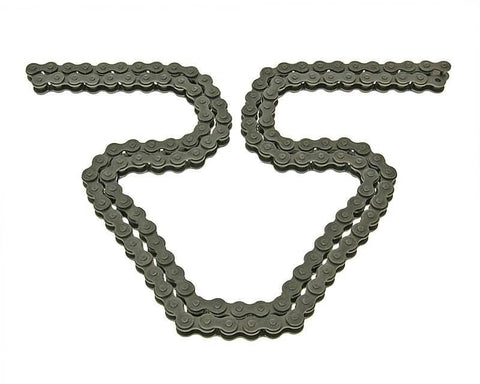 chain KMC reinforced black - 415H x 130 - incl. clip master link