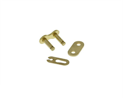 chain clip master link KMC gold 420