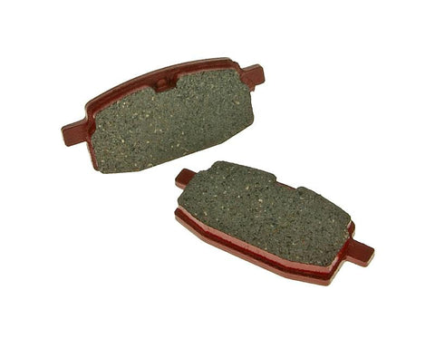 brake pads organic for Baotian, Rex, Qingqi