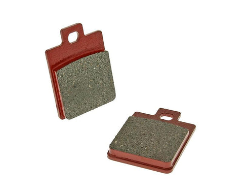 brake pads organic for Gilera Piaggio Vespa