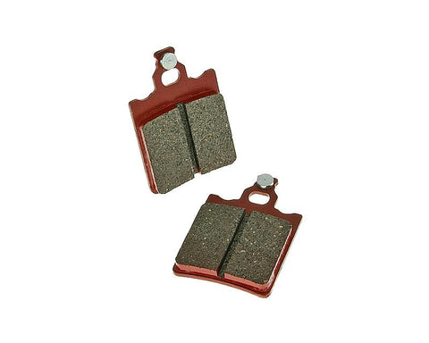 brake pads organic for Aprilia MX, RS, RX, Generic Trigger