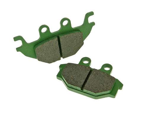 brake pads off-road Aramid for Kymco KXR, MXU, Maxxer, UXV