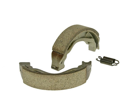 brake shoe set 110x23mm for drum brake for PGO, Pegasus Sky, TGB