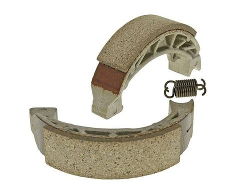 brake shoe set 110x25mm for drum brake for Gilera Runner, Piaggio NRG, ZIP, Vespa S50
