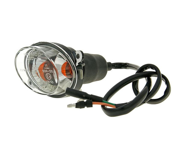 indicator light assy front left for Kymco MXU