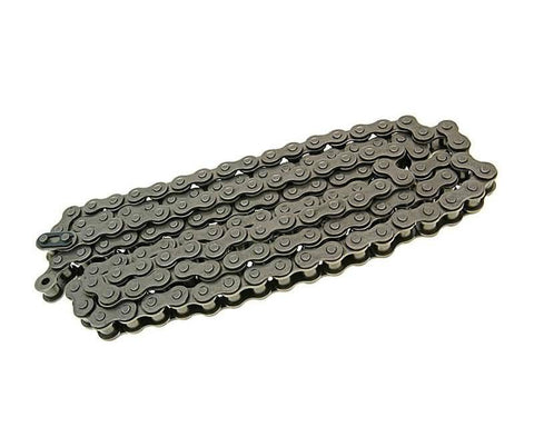 chain KMC black - 428 x 130 - incl. clip master link