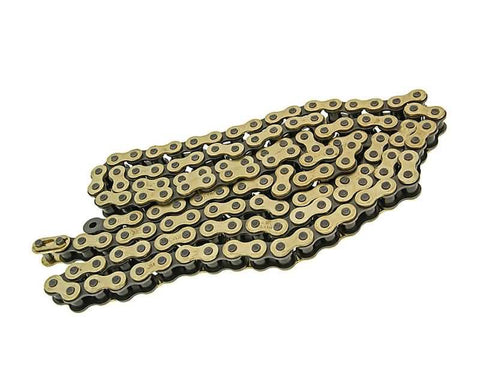 chain KMC gold - 428 x 130 - incl. clip master link