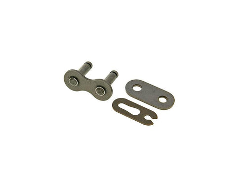 replacement connecting link KMC black for chain marked 428