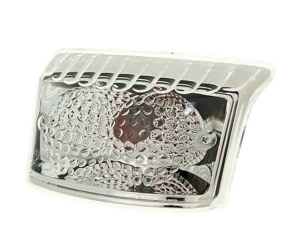tail light assy clear / transparent for MBK Booster, Yamaha BWs 50 (03-)
