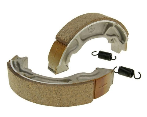 brake shoe set 130x25mm for drum brake for Honda 125, 150 NES, Dylan, Lead, PCX, Passion PES, SH, Vision