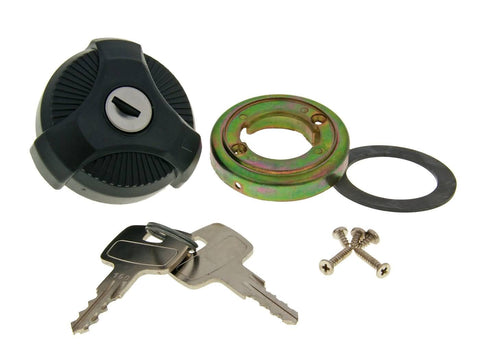 fuel tank cap lockable for Derbi FDS, FDX, RD2, Rieju RS1 50 -1998