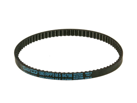 oil pump drive belt Dayco for Vespa ET2 injection