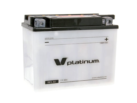 CLOSEOUT: battery V Platinum YB7L-B2