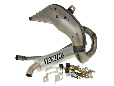 exhaust Yasuni Cross aluminum for Suzuki RMX, SM