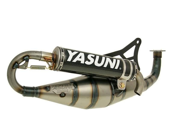 exhaust Yasuni Carrera 30 carbon for Minarelli horizontal