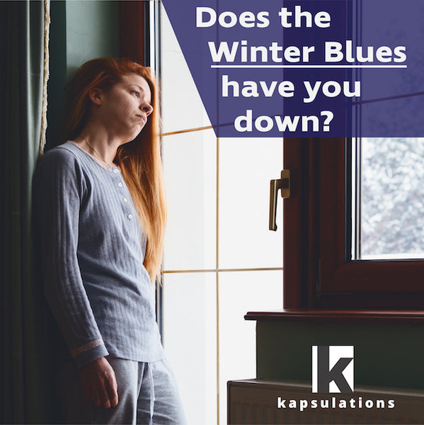 Does the Winter Blues have you down?