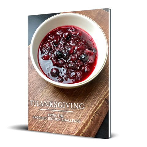 Thanksgiving Recipe Book