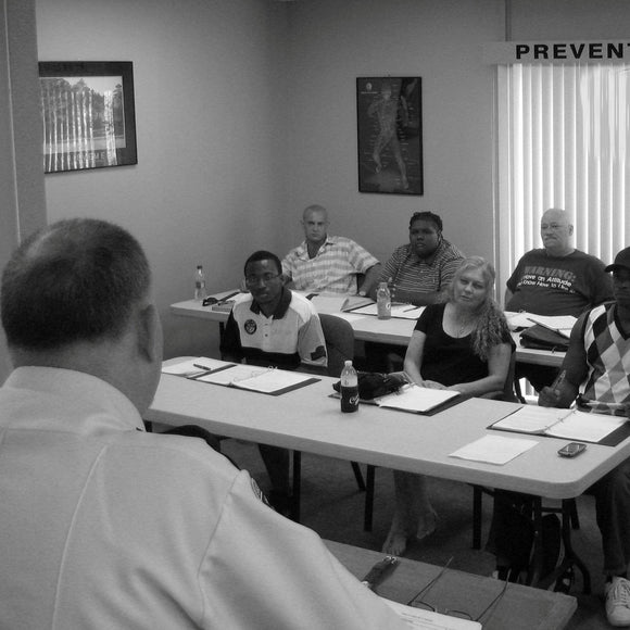 Unarmed Class D Security Guard Training in Jacksonville