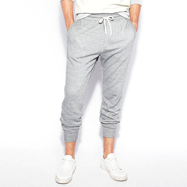 MEN'S SUMMER  KNIT PUMA LOGO JOGGERS | PUMA