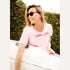 LADIES SIGNATURE PRINTED TEE | LORNA JANE