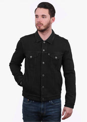 MEN'S FRENCH TERRY TRUCKER JACKET | LEVI'S