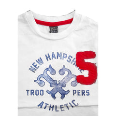 BOY'S ATHLETIC TROOPERS T-SHIRT | ZARA