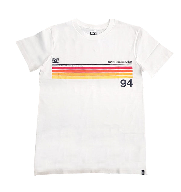 MEN'S STRIPED 94 T-SHIRT| DCSHOE