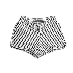GIRL'S STRIPED SHORT | NEXT-(3Y-14Y)
