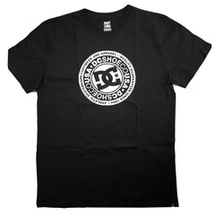 MEN'S ATHLETIC SKATEBOARD TEE-BLACK  | DCSHOE