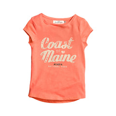 GIRL'S COAST OF MAINE T-SHIRT | H&M-(8Y-14Y)