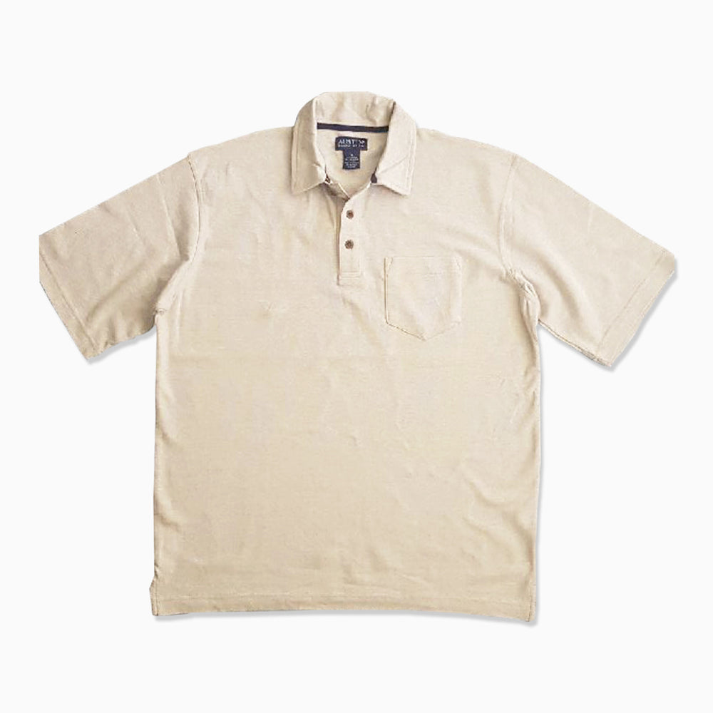MEN'S LUXURY POLO | MACYS