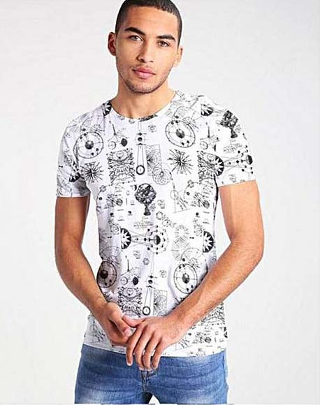 MEN'S ASTRONAUTICAL T-SHIRT|PULL & BEAR