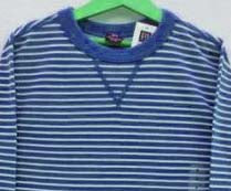 BOYS STRIPE T-SHIRT | GAP-(6-13 YEARS )