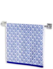 LIGHTWEIGHT LEAF PRINT TOWEL | M&S HOME