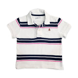 BOY'S EMBO' PIQUE POLO | GAP-(12M-5Y)