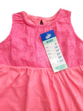 GIRL'S  CHIKAN EMBROIDERY FROCK | PEPCO-(6M-24M)
