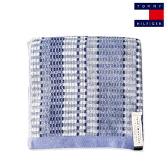 LUXURY CHECK TOWEL | TOMMY